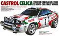 Tamiya Toyota Celica Castrol 1/24 (24125)
