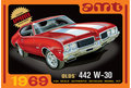 AMT 1969 Olds 442 W-30 1/25 (1105)