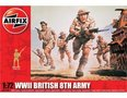 Airfix WWII British 8th Army 1:72 #A01709