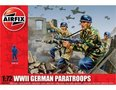 Airfix WWII German Paratroops 1:72 #A01753