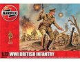 Airfix WWI British Infantry 1:72 #01727