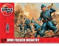 Airfix WWI French Infantry 1:72 #01728