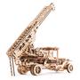 UGears Brandweertruck met Ladder (70022)