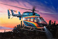 Revell Eurocopter BK117 Space Design 1:72 (04833)