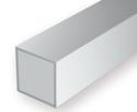 Evergreen 186: Kunststof Vierkant Massief 3.2mm