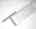 Evergreen 766: Kunststof T-Profiel 3.6 mm