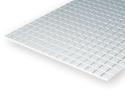 Evergreen 4517: Sidewalk 1.0 mm - Squares 9.5 mm